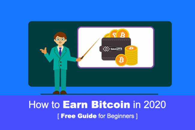 How to Earn Bitcoin in 2020 – Free Guide for Beginners