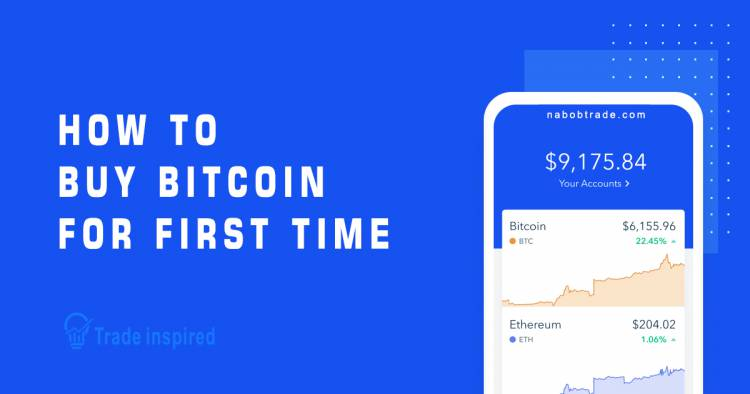 How to Buy Bitcoin for First Time